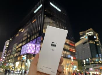 【香水】日本人のために作られた香水ブランド《çanoma》が日本初上陸!
