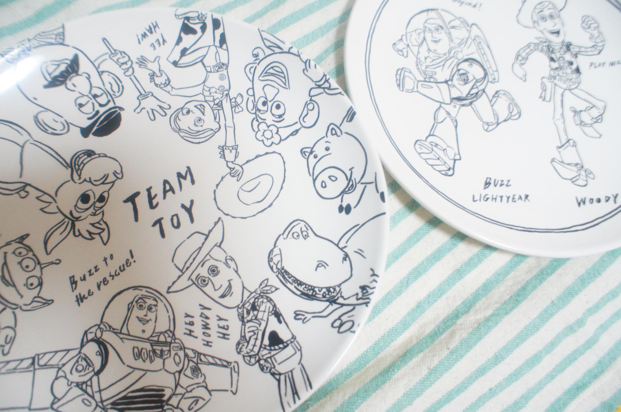 《完売必至❤️》思わず爆買い!【3COINS】トイストーリーとのコラボアイテムが可愛すぎる!☻ -vol.2-_1