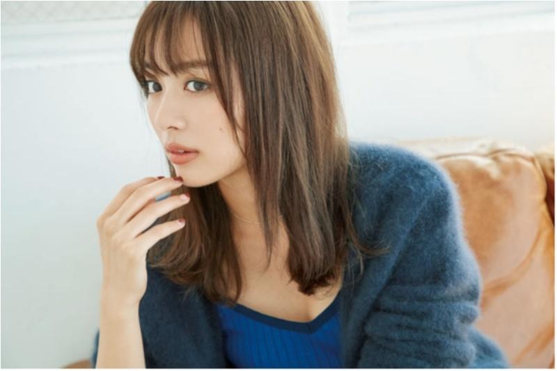 「かわいさ、のぼり坂」の内田理央、自分の魅力をアップデートする秘訣は? | #メイク #美肌 #方法 #コスメ #ヘアカラー 13