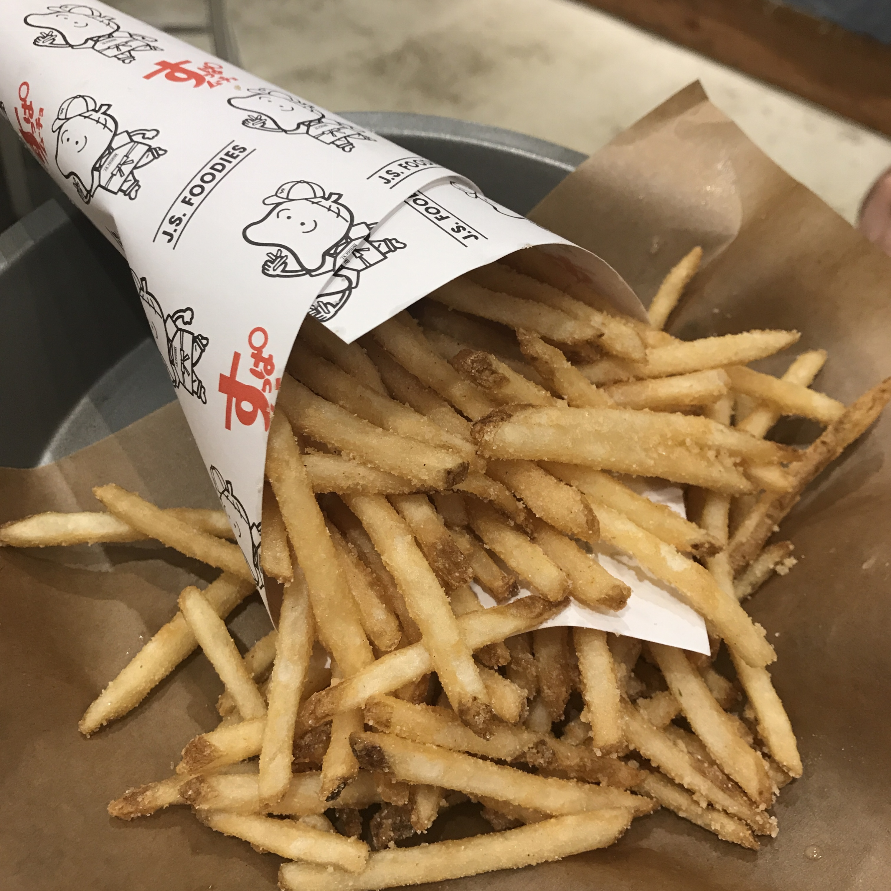 【FOOD】J.S FOODIESが期間限定カラムーチョとコラボ中♡_2