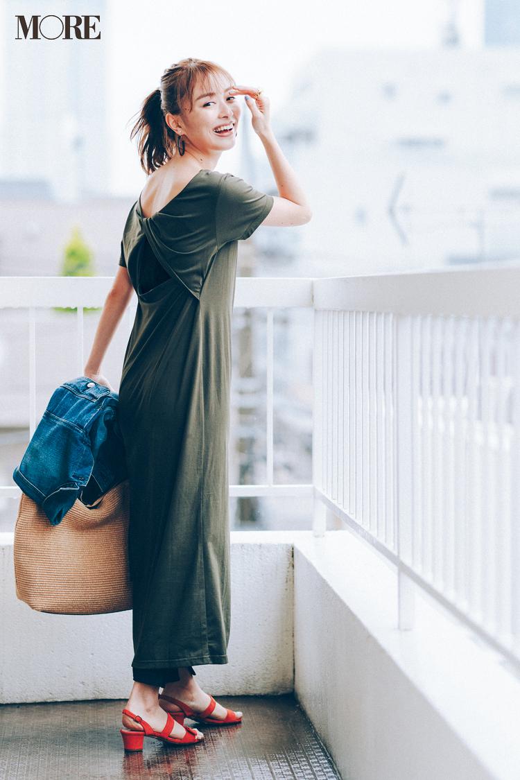 気温30度を超えた日に着たいコーデ《2019年版》| 20代レディースファッション_19