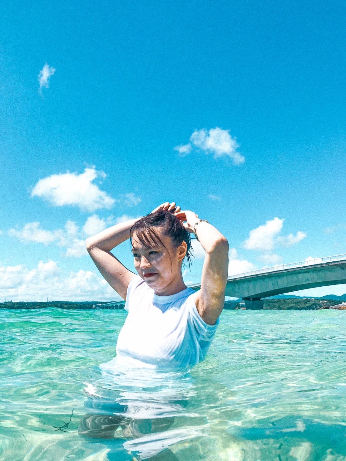 【女子旅におすすめ】沖縄県《橋で渡れる離島 古宇利島》20代のうちに行っておきたい、隠れ絶景スポット♡_2
