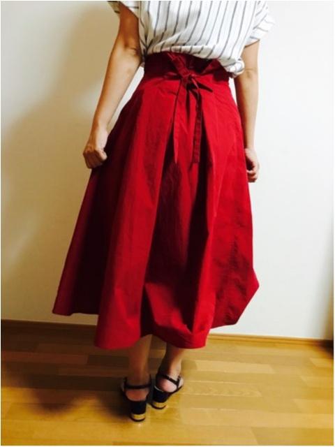 【index】2wayで着られる《リボン付きフレアスカート》着回しやすさ◎です!_5