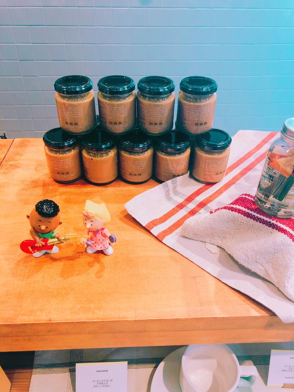 【スヌーピー】PEANUTS Cafeに行ってきました*_3