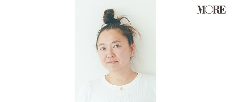 ヘア&メイクアップアーティスト 木部明美さん