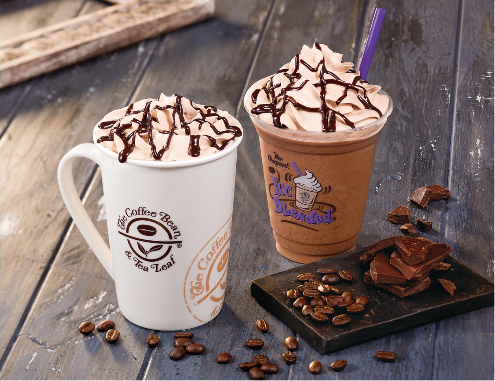 『コーヒービーン&ティーリーフ』の新作はチョコレートづくし♡_1