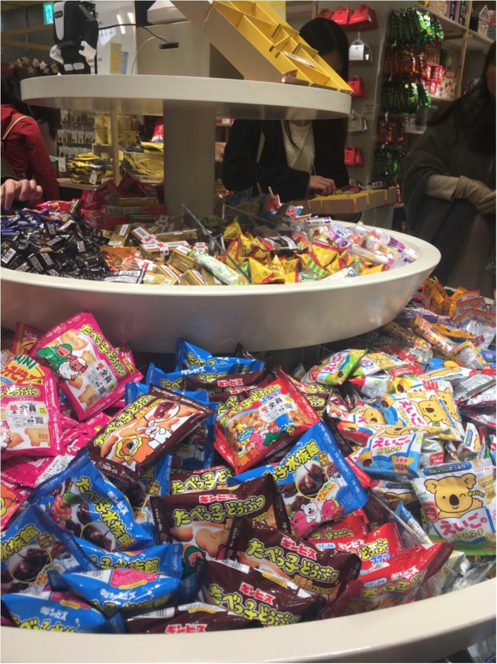 《ご当地/新宿》話題☆お菓子のワンダーランドが新宿に登場♡ あの有名お菓子がBIGサイズに!!_2