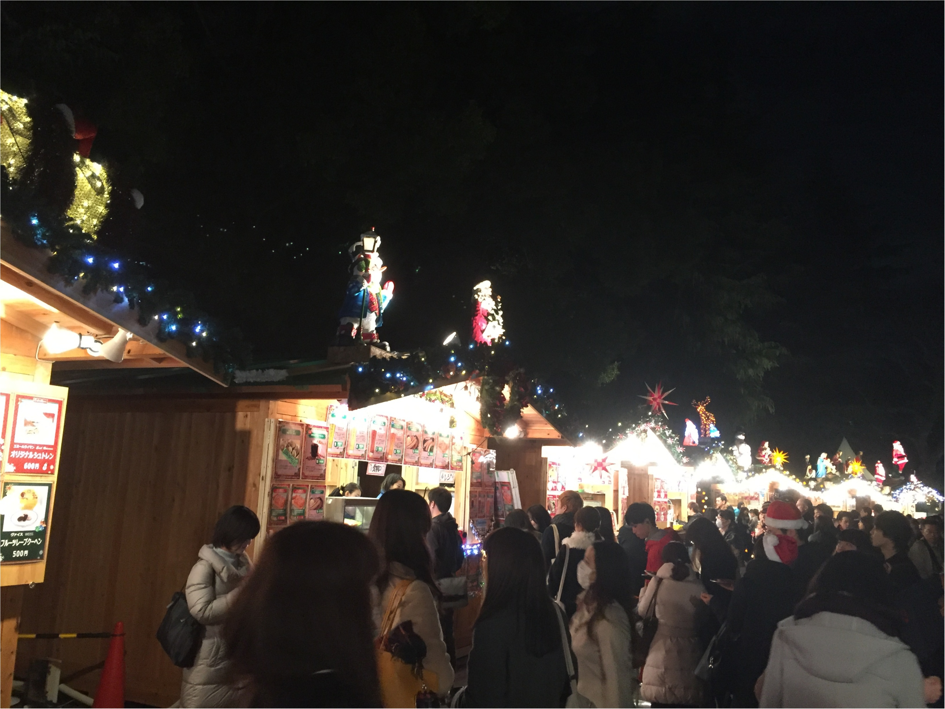思わぬ素敵な出会いが✨✨日比谷公園【*東京クリスマスマーケット*】に行ってきました♪♪_3