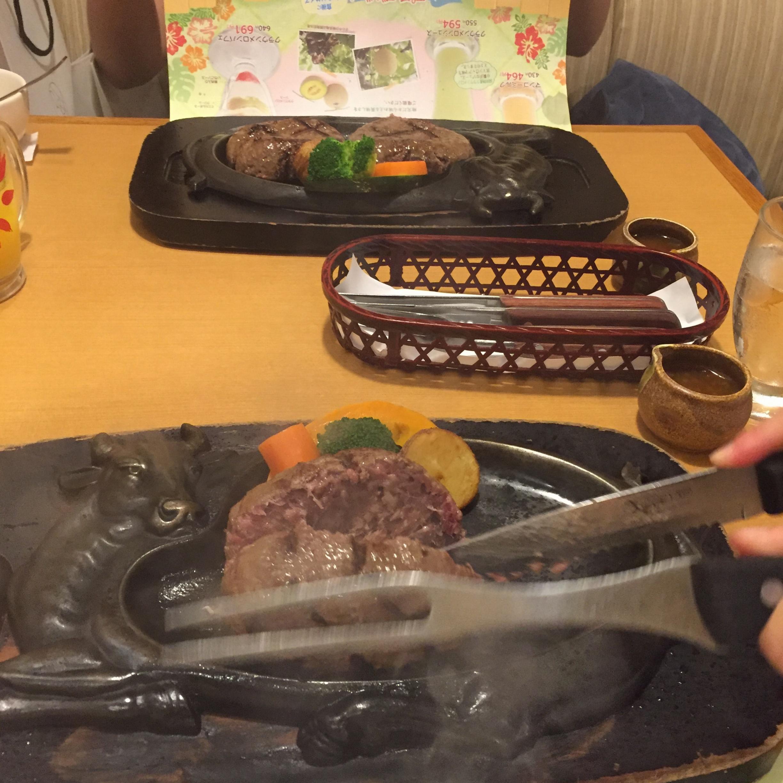 静岡県民のソウルフード!【炭焼きレストランさわやか】のげんこつハンバーグ!_5