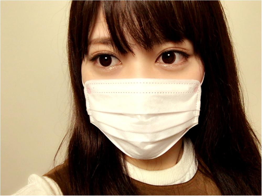 マスク女子必見☆こんなにも違うなんて!!!小顔にみえちゃう不思議なマスク♡♡_3
