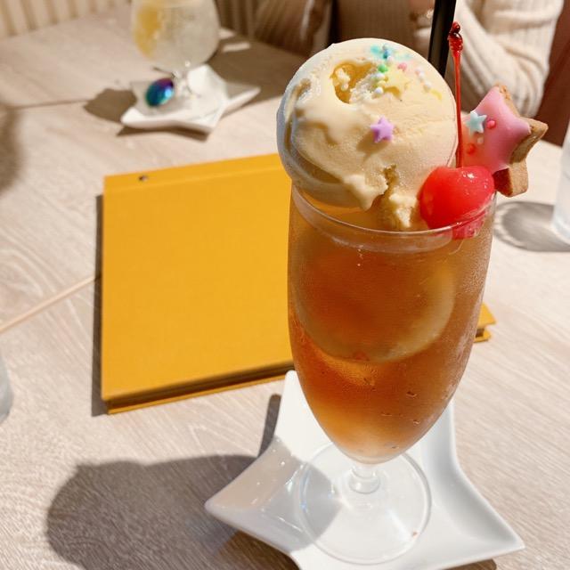 【吉祥寺カフェ巡り】9月オープン!『Cafe Eve(カフェイヴ)』で映えドリンクを♡_3
