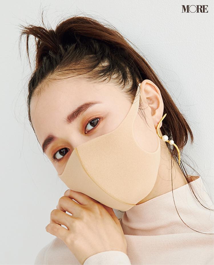 """【最新メイクQ&A⑥】マスクメイクをもっと美人に! イガリシノブさんに聞く、""""可愛くなる""""ために頑張るべきこと♡_1"""
