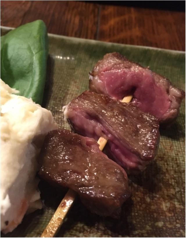お肉好き必見【ディープな五反田】これでもか!というほど食べた11のメニューたちをご紹介♡_6