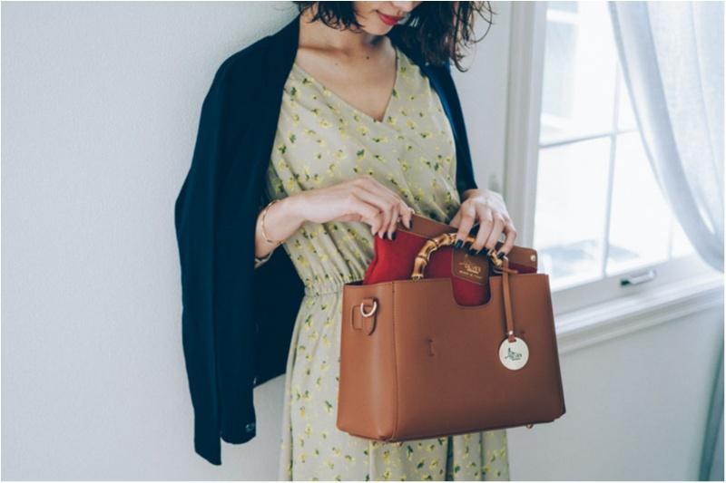 お仕事ガールのバッグは「可愛い・使える・毎日持てる」8