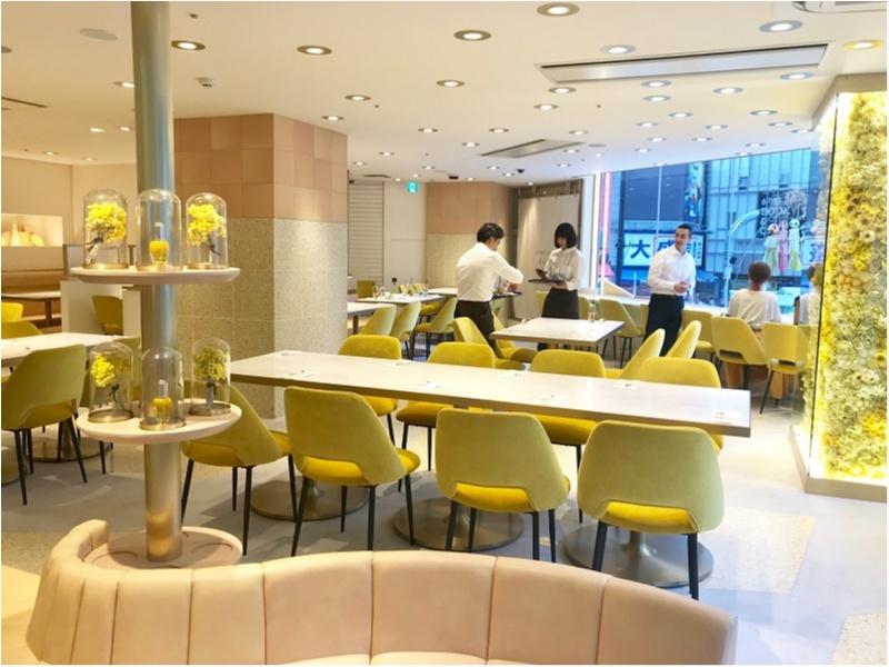 『ピエール・エルメ・パリ』監修。日本初の『L'OCCITANE Cafe by Pierre Herme』が素敵すぎる♡ 【8/8(水)オープン】_2