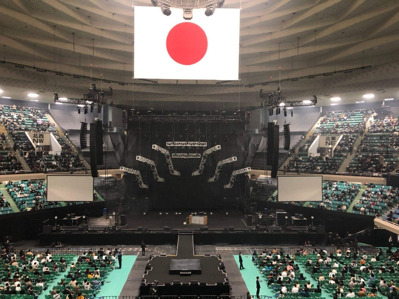 【コロナ対策ばっちり】久々の音楽ライブ!日本武道館に行ってきました!!_4