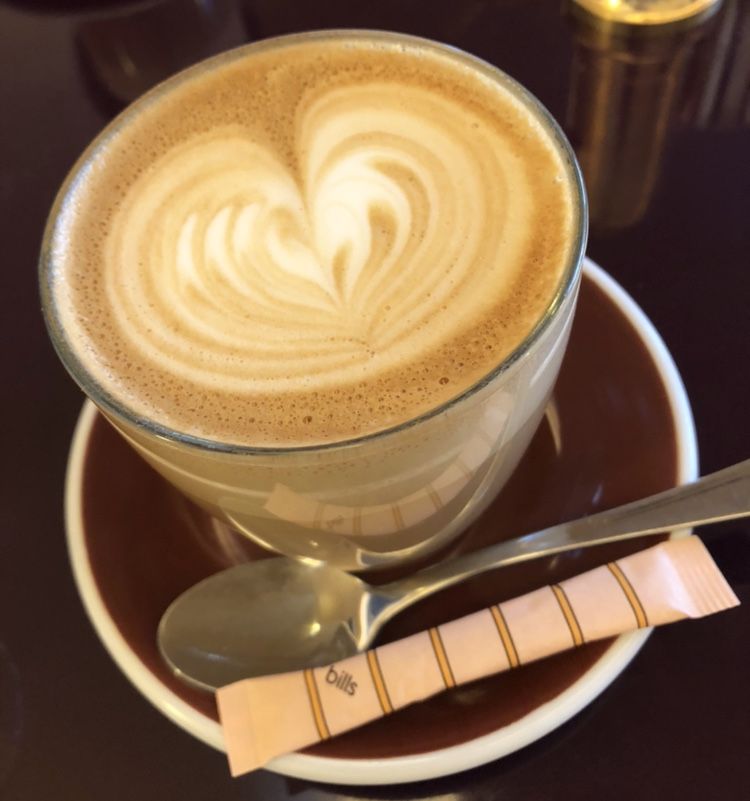 【世界一の朝食】本場シドニーの《Bills》でふわっふわのパンケーキを食べてきました!_3