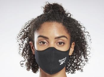 『リーボック』のハイスペックマスク「Reebok Face Cover」が通気性抜群&洗えておすすめ!