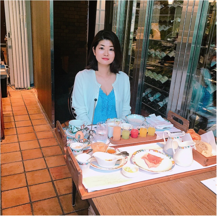 大切な日は神戸で世界一の朝食を♡♡_12