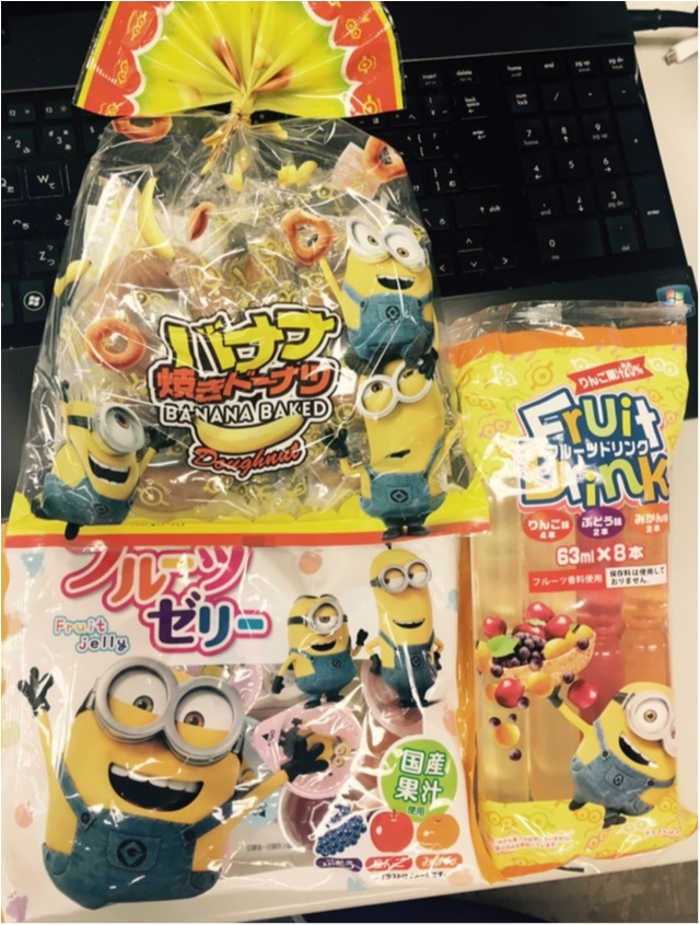 2017年サンリオキャラクター総選挙1位★シナモンロールとあのお菓子がコラボ!!_3