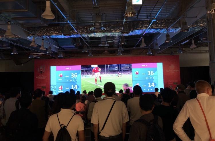 【ラグビーワールドカップ2019】今夜決戦!有楽町のFANZONEでより一層楽しめる!_3
