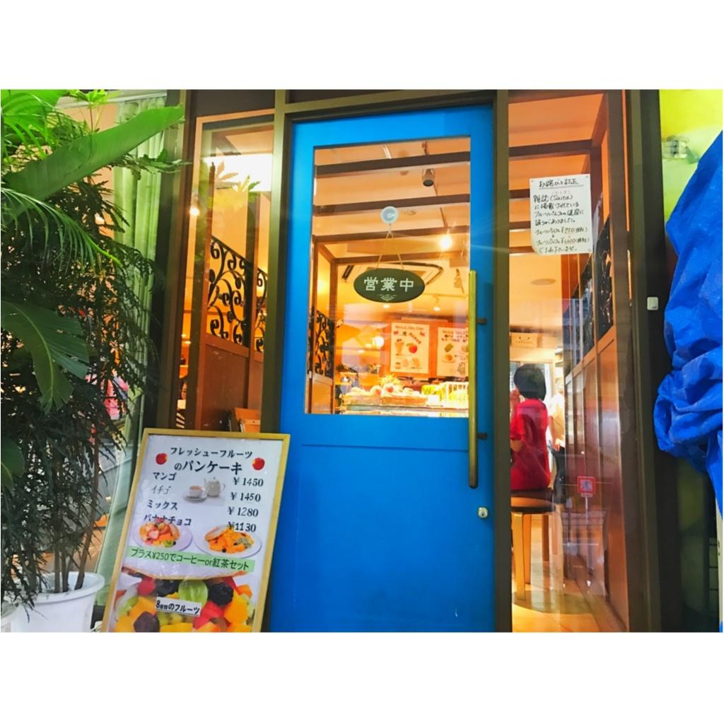 《フルーツ好きな人は要チェック!目黒&新宿の好立地に新鮮でおいし〜〜いフルーツが食べられる喫茶店が!》果実園・リーベルがキテる♡♡_5