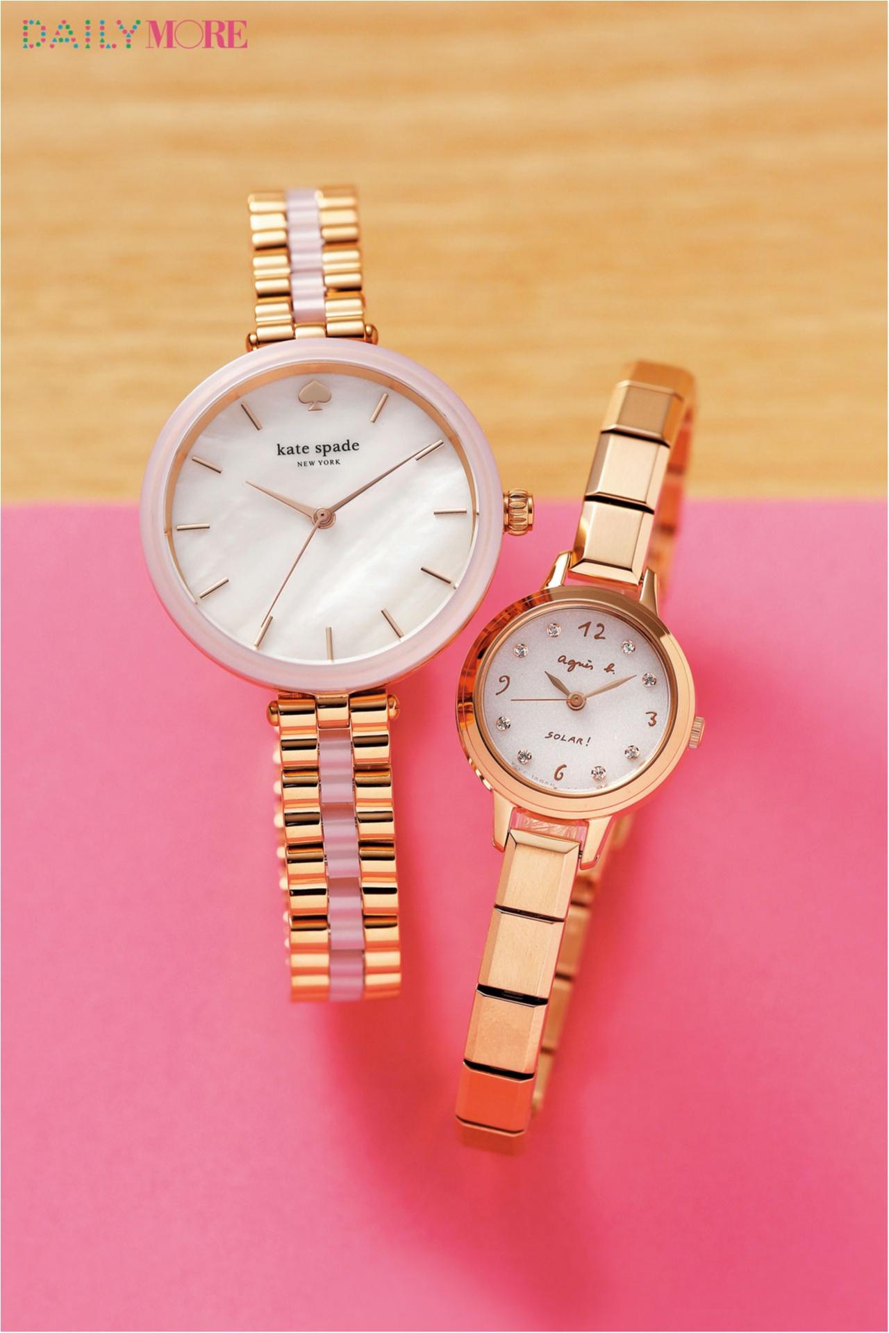 人気ベスト3を発表!! 今狙うべき腕時計は「ビッグフェイス」「電波時計」「ピンクゴールド」!_3
