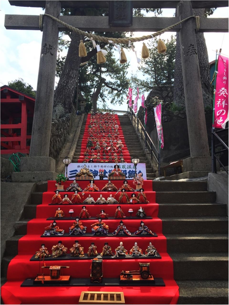 この時期ならではの感動と迫力を!伊豆稲取温泉の『雛のつるし飾り』を見てきました♡*_5