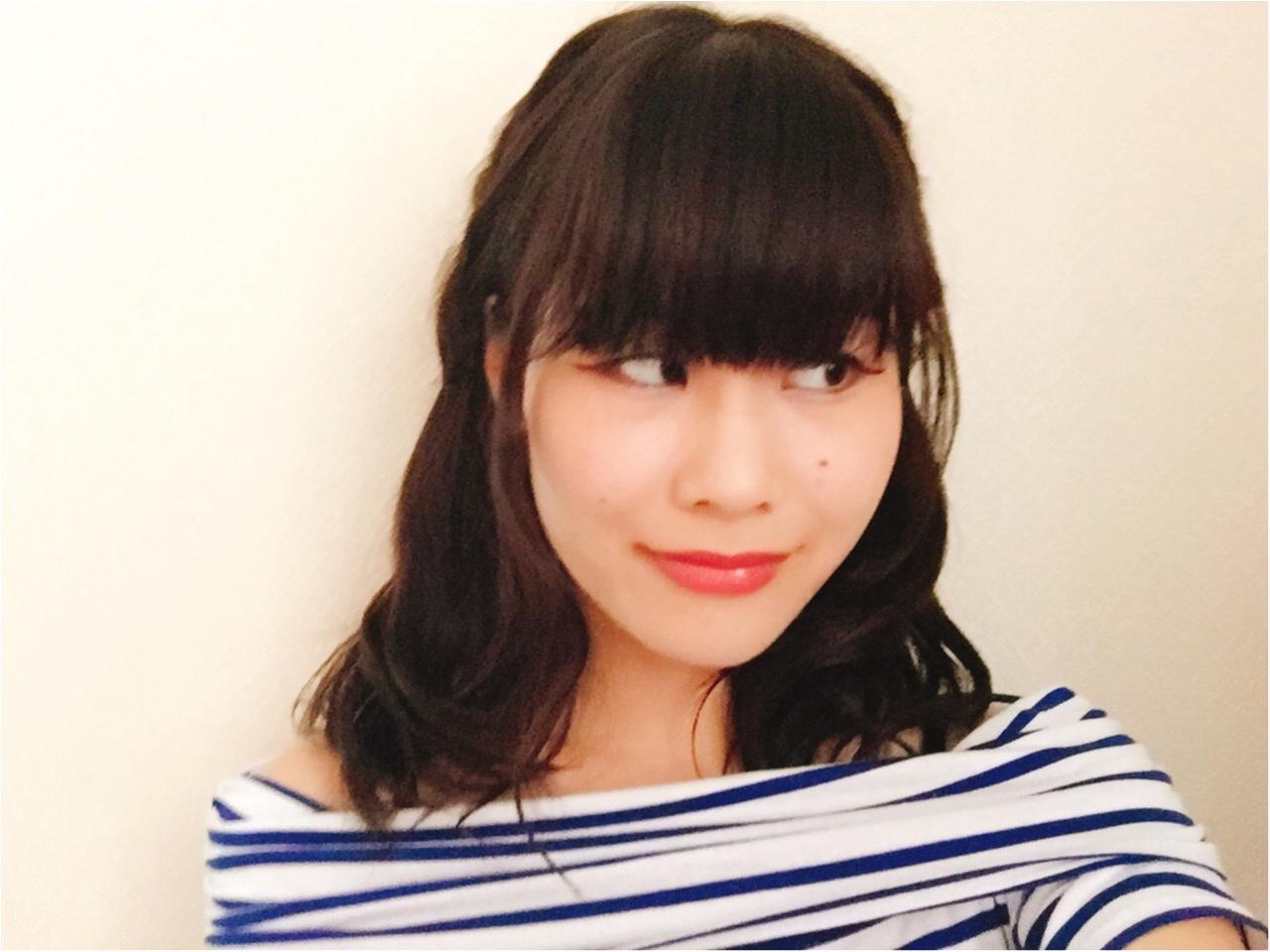 NMB48の女子力おばけ♡吉田朱里さん風ヘアアレンジ_2