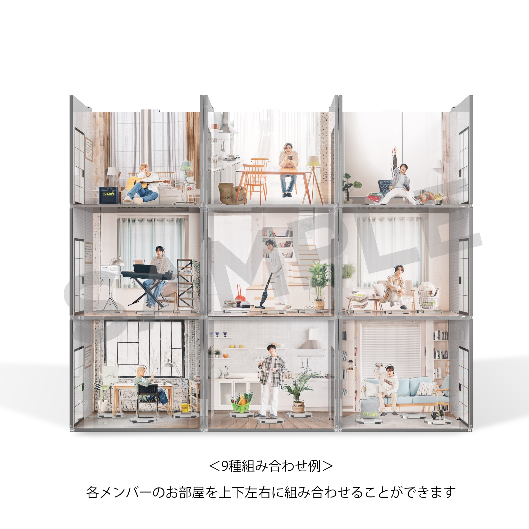【NCT 127】『NCT 127 OFFICIAL BOOK Vol.4』グッズを、メンバー別に詳しく紹介!_11