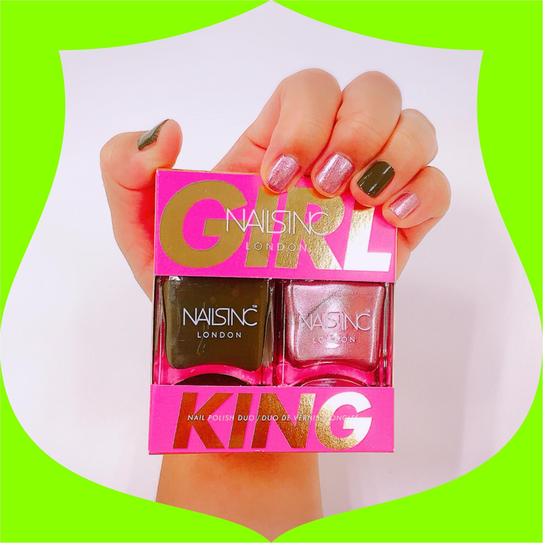最高に塗りやすくて、おしゃれな発色!! つい、『NAILS INC』のネイルばかり選んでしまう今日この頃。_1