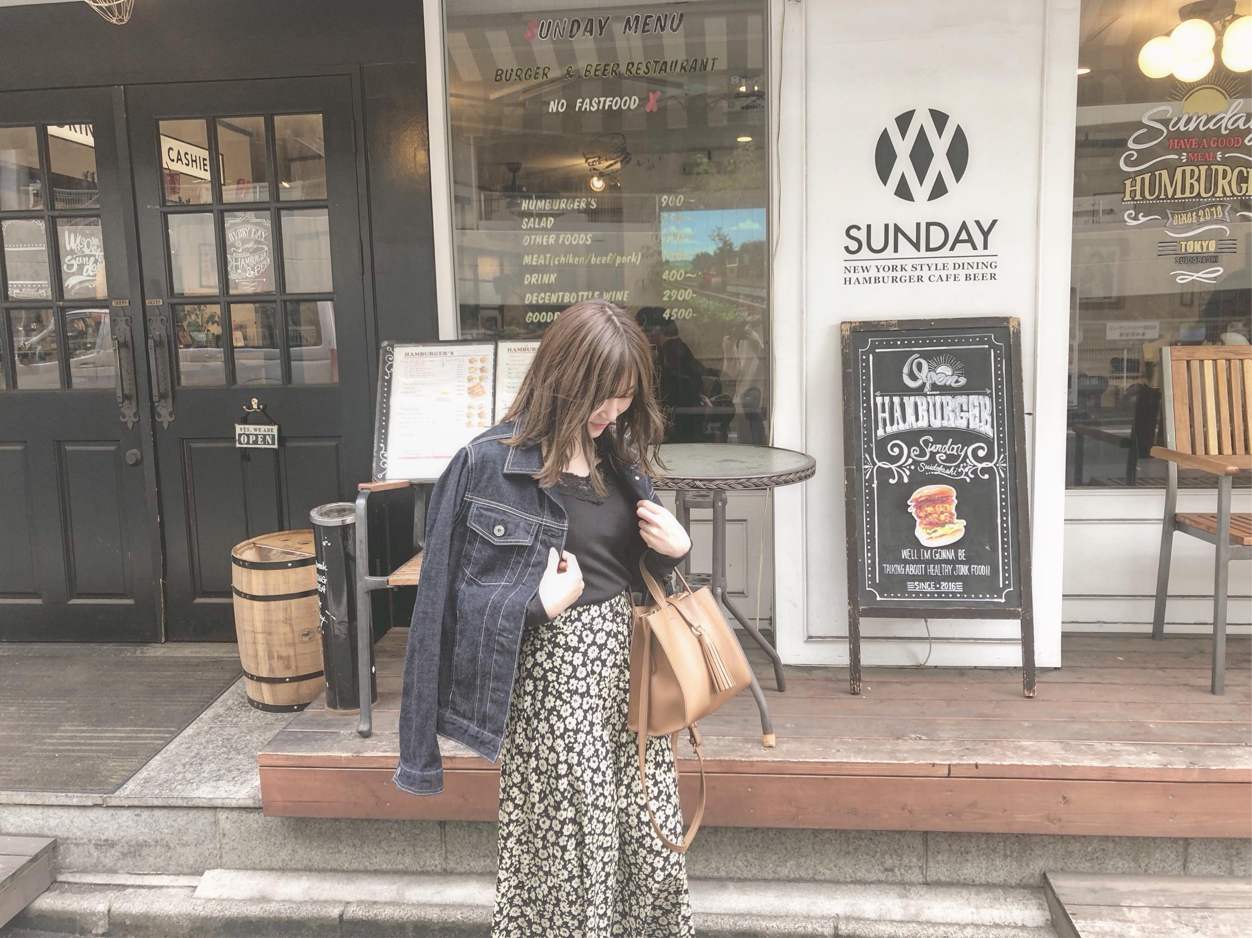 あのブランドの花柄スカートがSNSで可愛いと話題!!♡_1