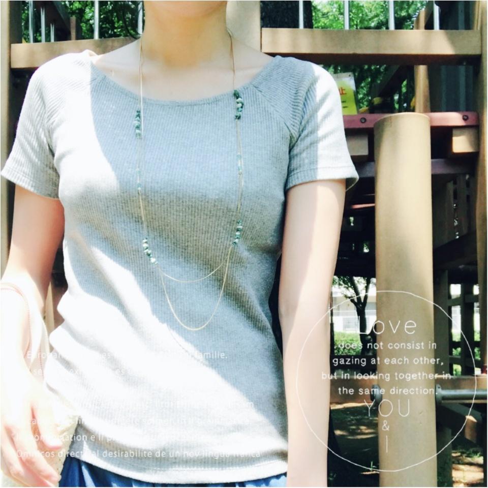 …ஐ 【UNIQLO】5/25まで!!リブバレエTシャツを特別価格で夏を楽しもう‧⁺ ஐ¨_2
