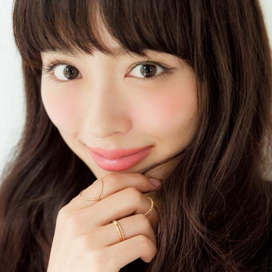 【速報】内田理央さんがMORE専属モデルに! 気になる素顔を大公開♡_1