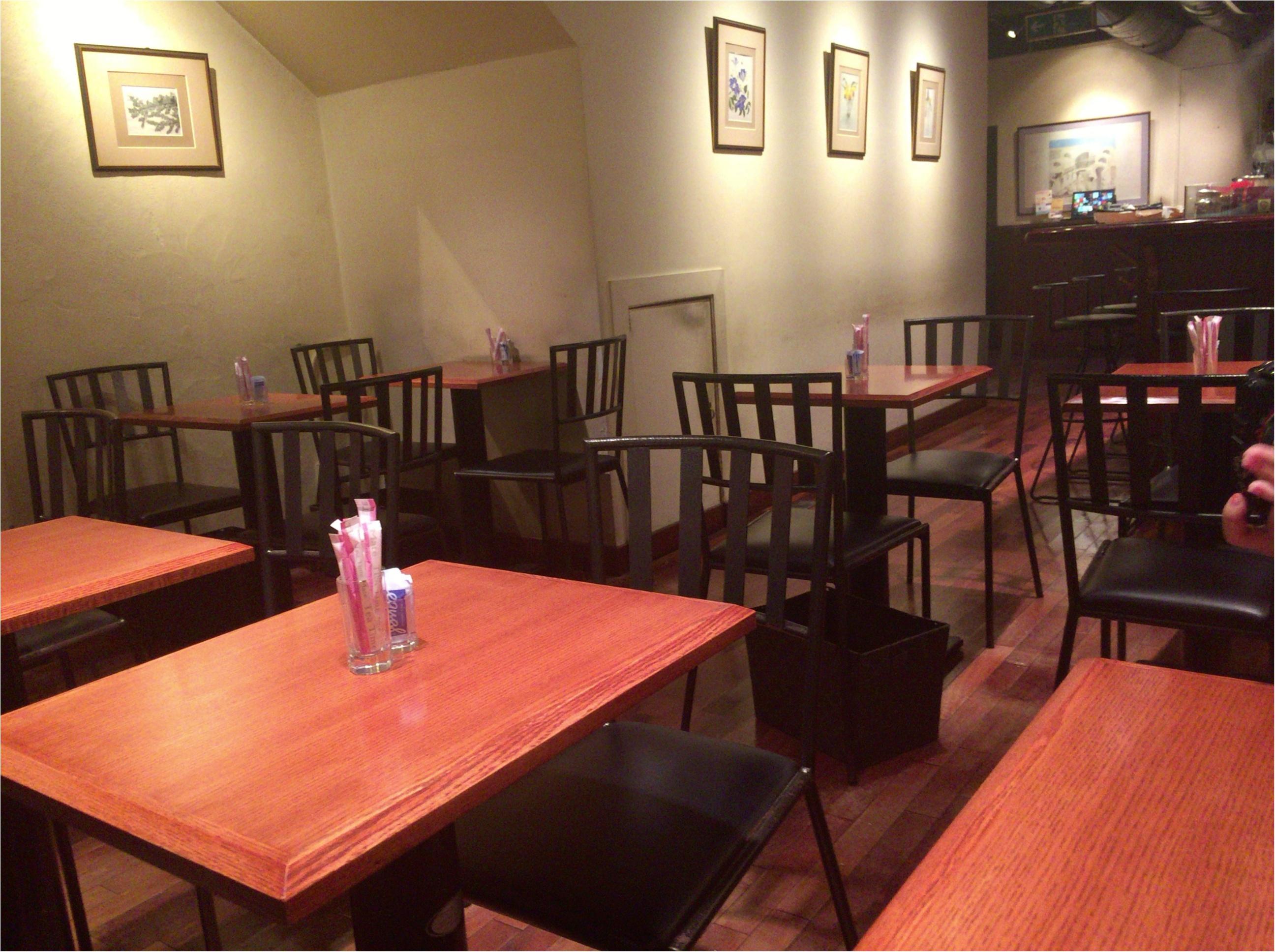 ぷるっふあ♡トロける【フレンチトースト】を新宿のカフェで体験しちゃお♩≪samenyan≫_3