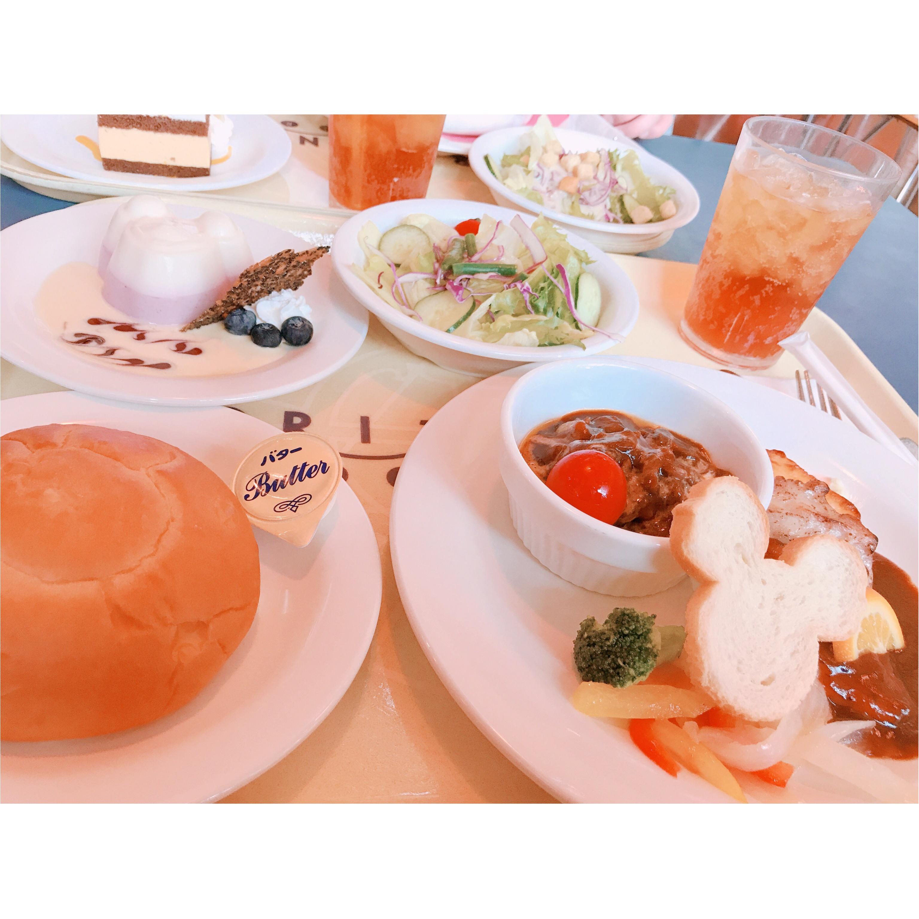 【大人気!】TDSのキャラクターに会えるレストラン♡_5