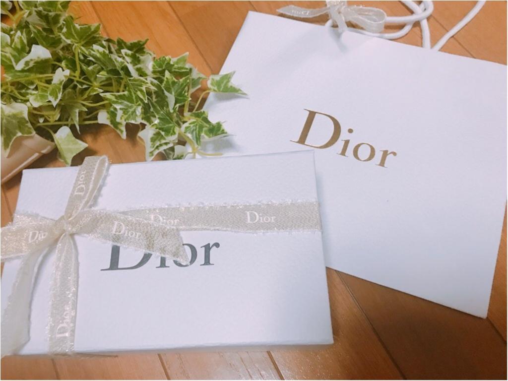 【Dior】の《クリスマスコフレ》が可愛すぎる♡♡自分のご褒美に!友達のプレゼントに!私的もらってうれしいプレゼントNo.1★_1