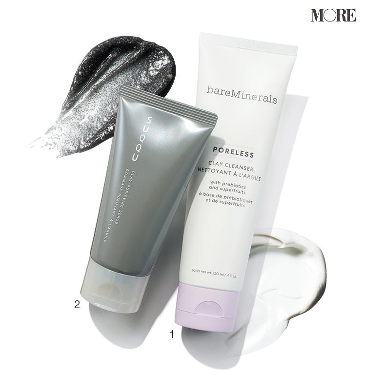 毛穴の黒ずみやざらつきに効果的なのは酵素洗顔、スクラブ、クレイ。美容家おすすめの酵素洗顔のやり方や、すすぎ残しチェックのしかたも伝授します_1