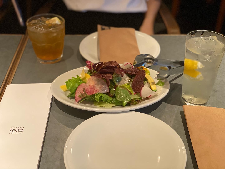 【調布】ステキレストランで食べるイタリアンが絶品。〜CANTERA調布〜_7