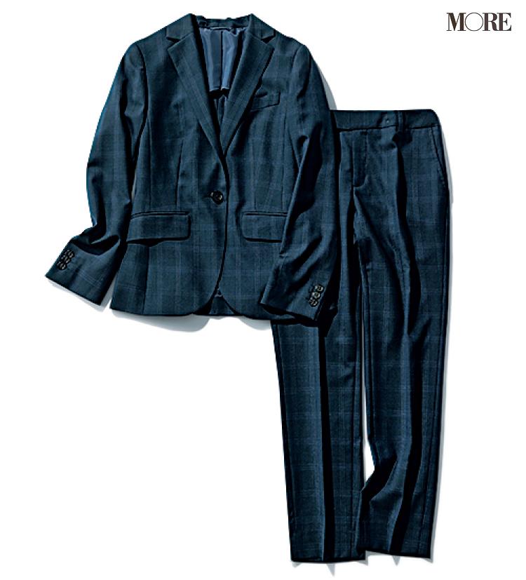 スーツカンパニーのジャケットとパンツがおうちで洗える