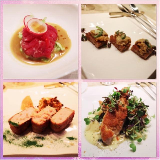 特別な日のディナーに♡NYの三ッ星フレンチの絶品「エッグキャビア」が六本木で味わえる☻_3