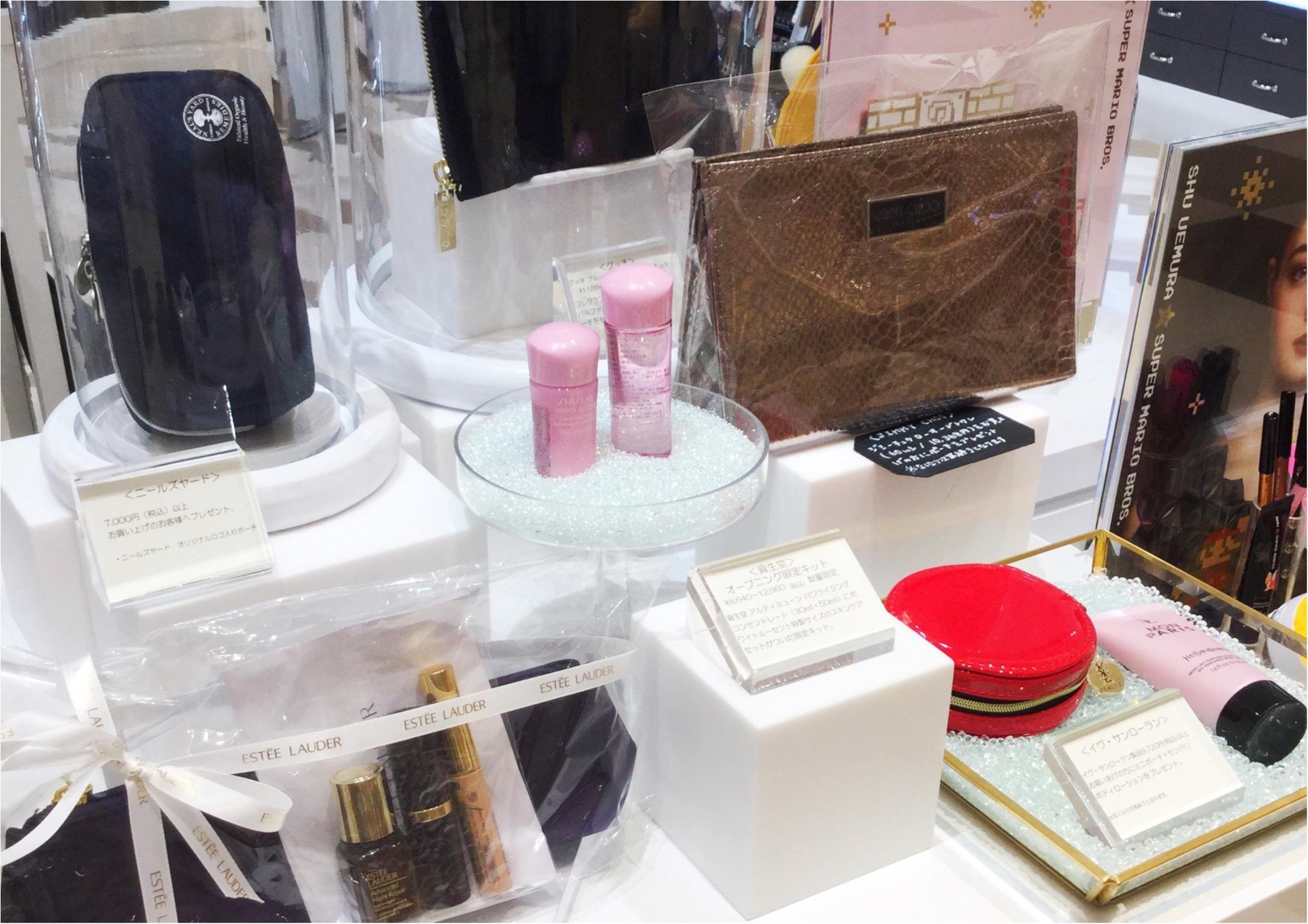 """10/29オープンしたばかりの《ekie広島》なかには西日本初出店の""""ISETAN MiRROR""""や話題のSHOPが目白押し❤️_10"""