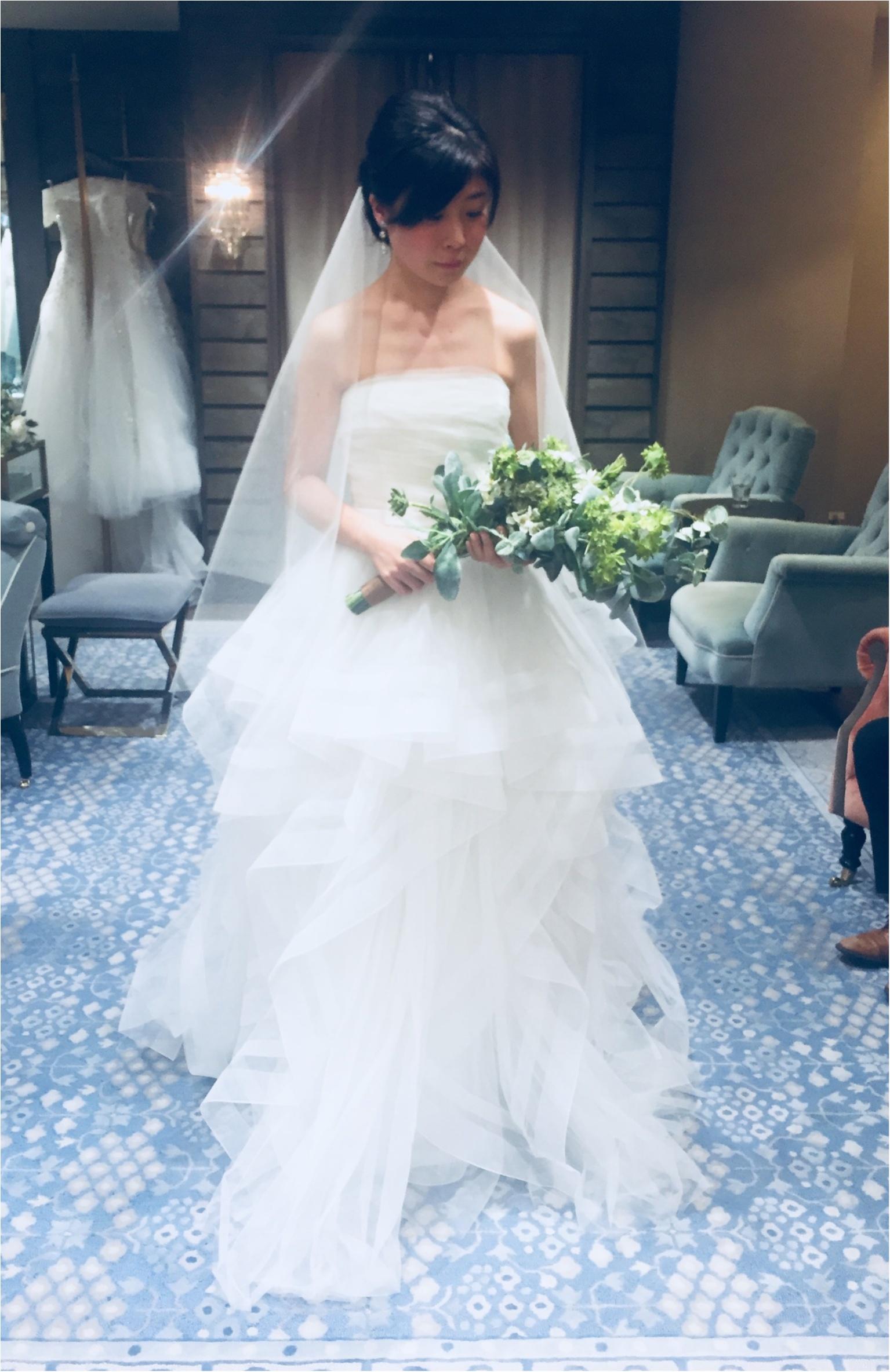 【#ドレス迷子】weddingドレス、実際に着てみました✧asuの運命の1着に巡り合うまでのドレス試着レポート③_2