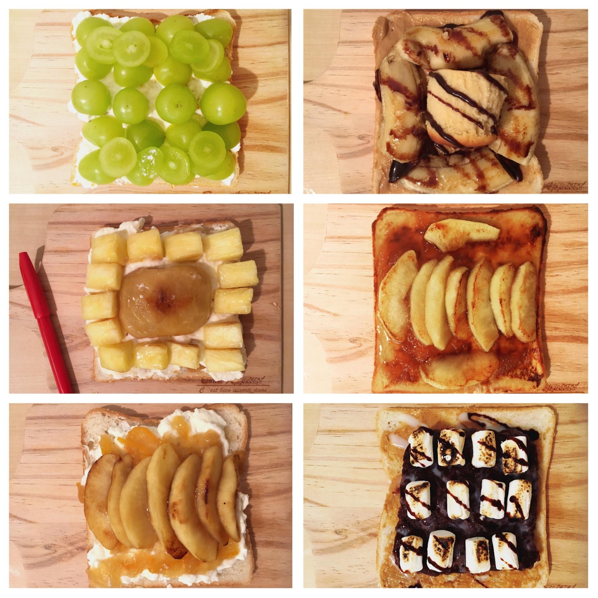 【女子力UP】見た目もかわいく♡朝から気分もあがる朝ごパンはいかがですか?☺︎-はる飯-_1