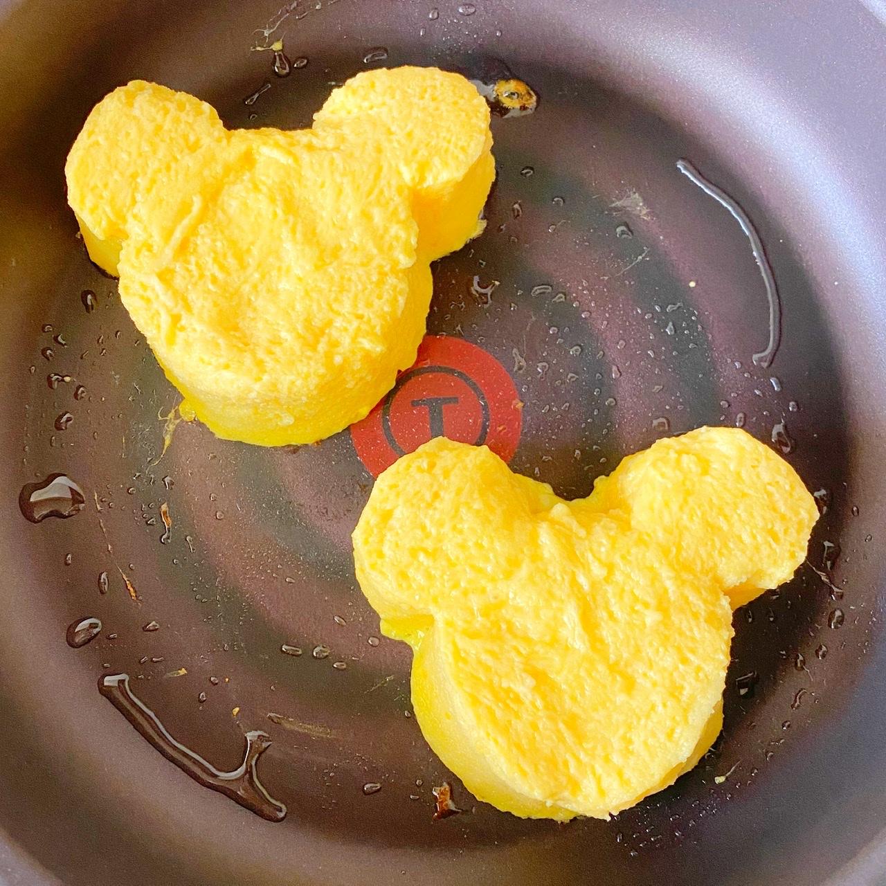 【ディズニーランド】のフレンチトースト♡公式レシピで作ってみました!_8