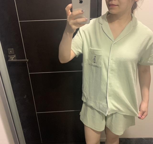【UNIQLO】PEANUTSエアリズムパイルパジャマで夏のおうち時間をかわいく快適に♡_3