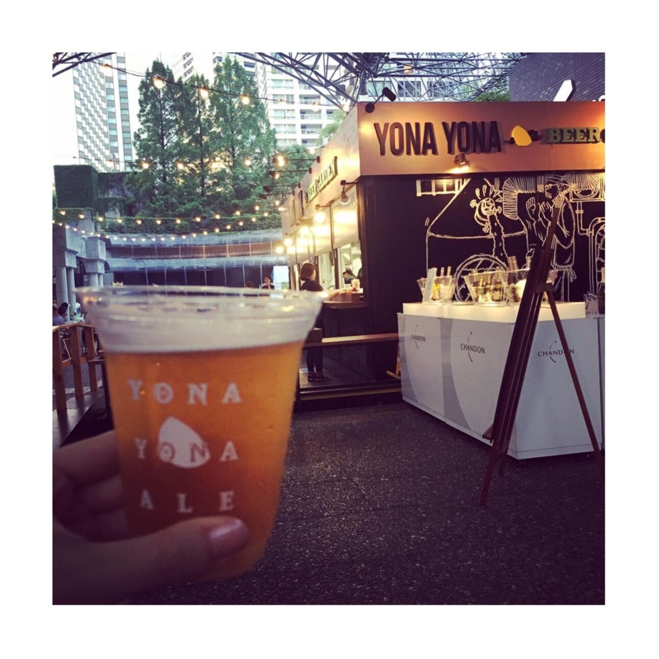 《インスタ映え★フォトジェニック❤️》【ビアガ女子会】YONA YONA BEER GARDEN♡インスタ投稿で1杯無料キャンペーンも!_1