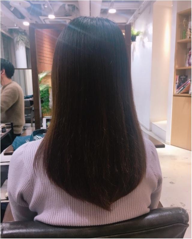 私に似合う髪型をお願いします!オーダー★伸ばしていた髪を15センチバッさり★_3