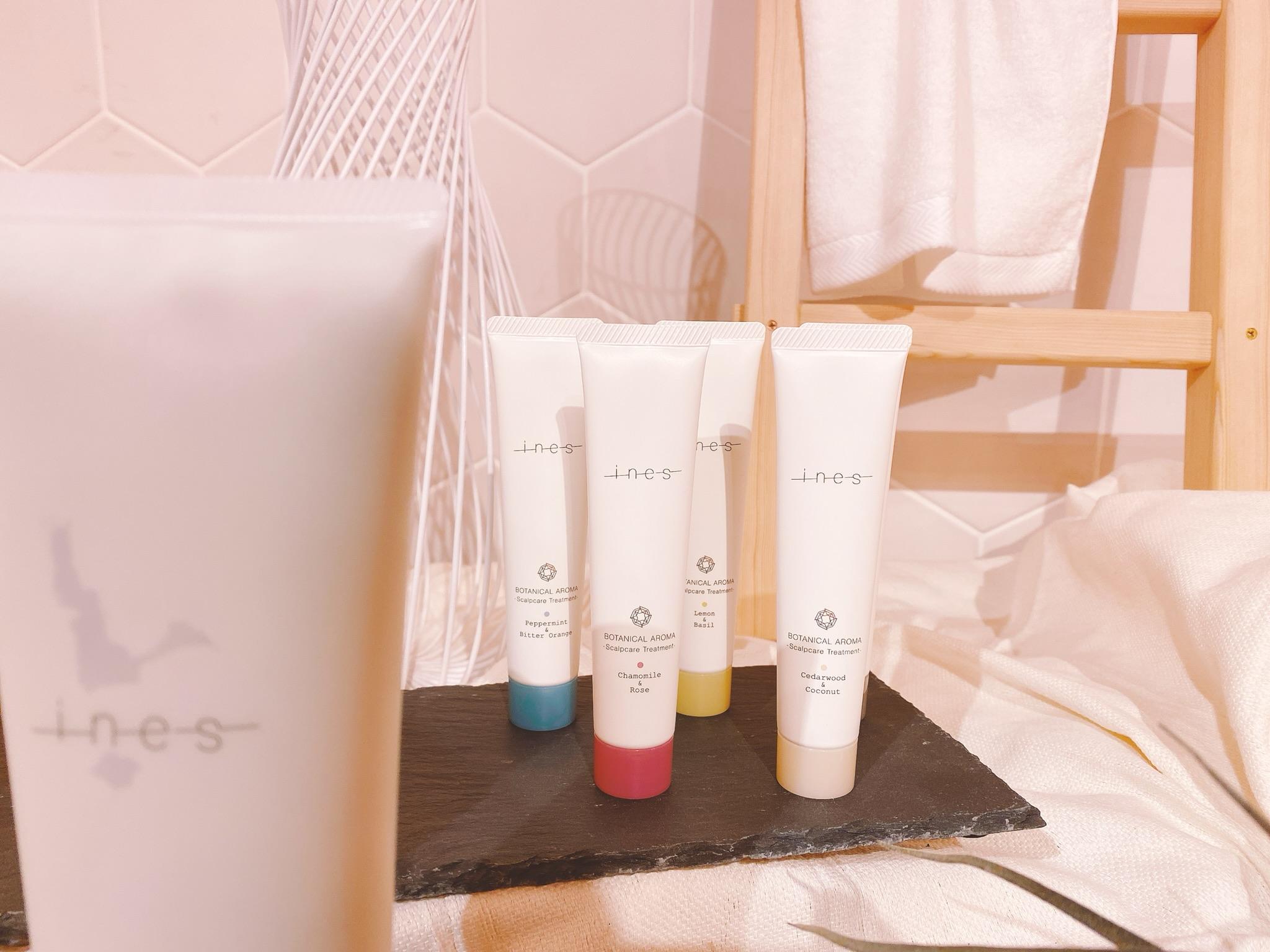 頭皮ケアに着目した新ブランド「ines(イネス)」のシャンプートリートメントで頭皮を健康に♡_3