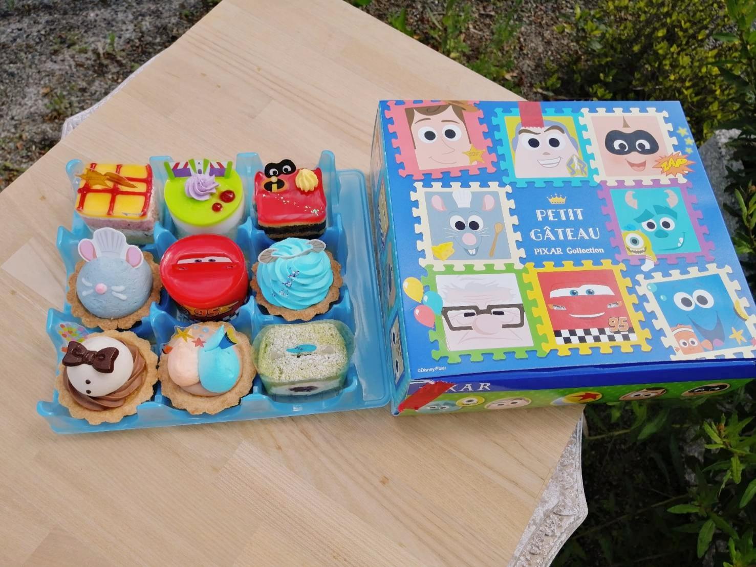 【ピクサー好き必見】コージーコーナーからかわいすぎるケーキが発売されている!!_2